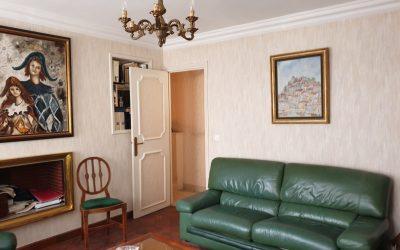 Mairie du 75012 appartement 3 pièces