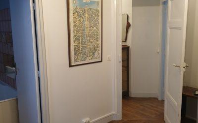 appartement meublé place des Vosges